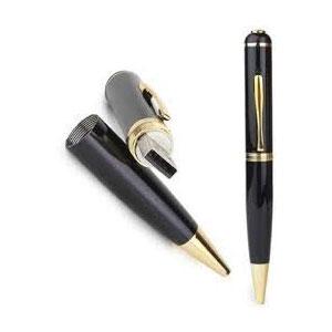 V.T.I. USB Pinhole Spy Pen Camera Audio/Video Recorder