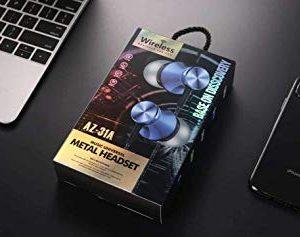 VTI Bluetooth Headsets, Headphone and Earphone with SD/TF Card Slot AZ-31A