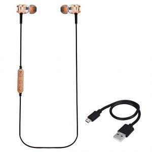 VTI Bluetooth Headsets,Headphone and Earphone with SD/TF Card Slot AZ-32A