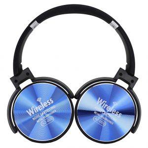 VTI Wireless Bluetooth Headphone,Headset and Earphone AZ-009